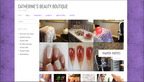 Catherine's Beauty Boutique
