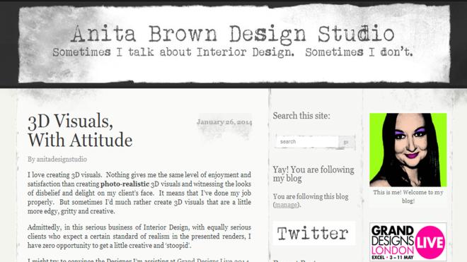 Anita Brown Design Studio