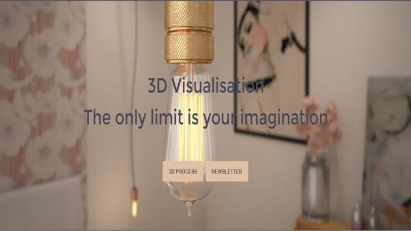 Anita Brown 3D Website