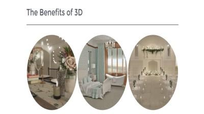 Anita Brown Benefits of 3D