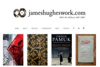 James Hughes Work Website