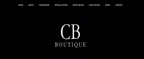CB Boutique Header